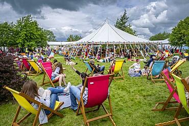 Hay Festival, Hay on Wye, Wales