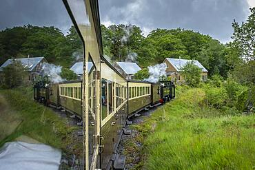 Vale of Rheidol Steam Railway, Ceredigion, Wales