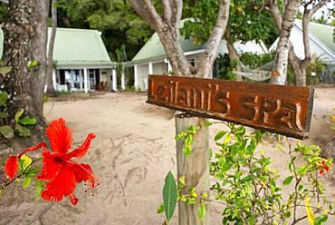 Leilanis spa in Malolo Island Resort and Likuliku Resort, Mamanucas island group Fiji