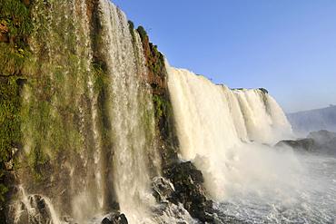 Iguassu Falls, Foz do IguaÁu, Parana, Brazil