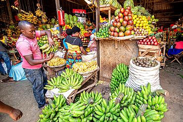 Fruits for sale, Kimironko Market, Kigali Rwanda