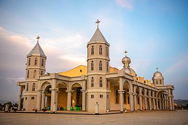 St. Gebriel Church, Mekele, Ethiopia