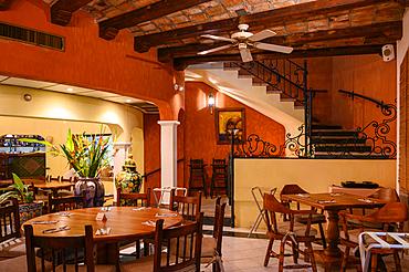 Chef Betty Vazquez's El Delfin Restaurant in Hotel Garza Canela, San Blas, Riviera Nayarit, Mexico.