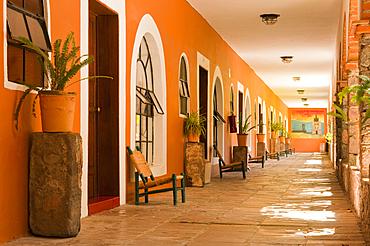 Hotel Monte Verde Express, San Miguel de Allende, Guanajuato, Mexico.