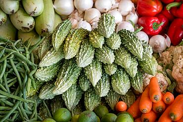 Vegetable market Abu Dhabi - Vegetable market Abu Dhabi - United Arab Emirates - Various vegetables