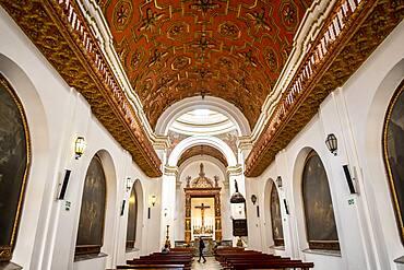 Capilla del Sagrario, Sagrario chapel, Bogota, Colombia