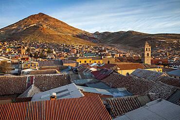 Potosi and Cerro Rico, Bolivia
