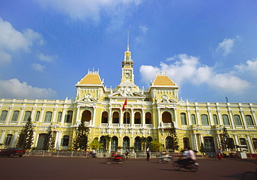 People's Committee Building, Ho Chi Minh City, Vietnam