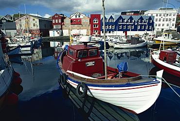 Thorshavn, Faroes, Denmark, Europe