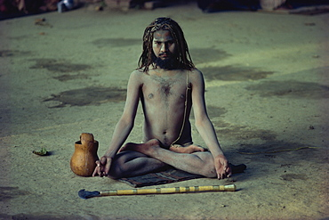 Sadhu (Holy man), India, Asia