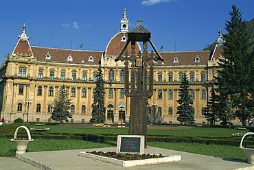 Town Hall, Brasov, Romania, Europe