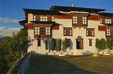 Tashigang Dzong, Bhutan, Asia