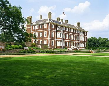 Ham House, Jacobean dating from 1610, Surrey, England, United Kingdom, Europe