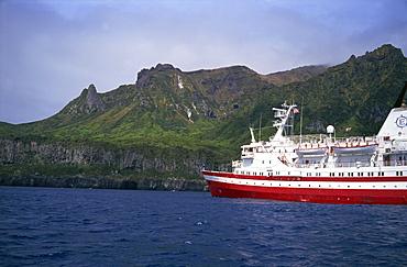 Gough Island, Tristan da Cunha group, Mid Atlantic