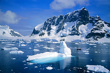 West coast, Antarctic Peninsula, Antarctica