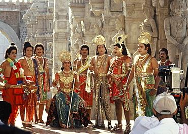 Indian movie set in Chennai (Madras), India, Asia