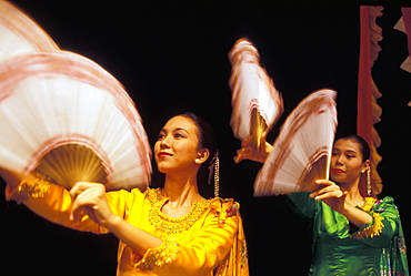 Filipino dancers, Philippines, Southeast Asia, Asia