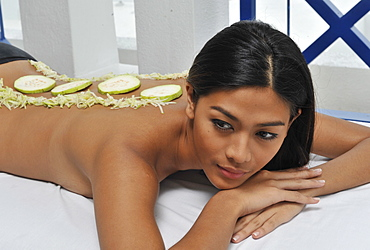 Guava treatment, Thunderbird Resort and Spa, La Union, Philippines, Southeast Asia, Asia