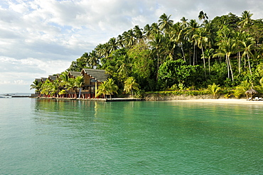 Pearl Farm Resort on Samar Island in Davao, Mindanao, Philippines, Southeast Asia, Asia