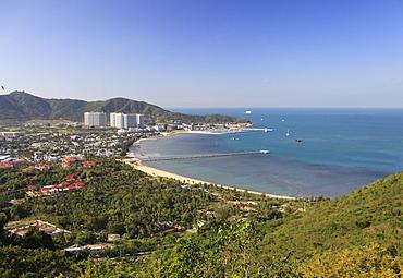 Sanya City, Hainan Island, Guangdong, China, Asia