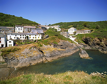 Portloe, Cornwall, England, United Kingdom, Europe