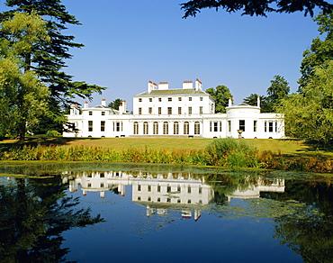 Frogmore House, Home Park, Windsor Castle, Berkshire, England, UK