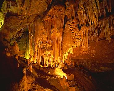 Grottes de Lacave, Dordogne, France, Europe