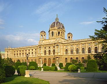 Kunsthistorie Museum (National Gallery of Art), Vienna, Austria, Europe