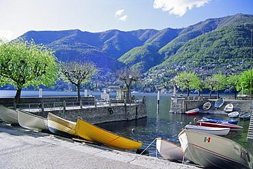 Torno, Lago di Como (Lake Como), Lombardia (Lombardy), Italy, Europe