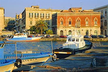 Ortygia, Syracuse, Sicily, Italy, Europe