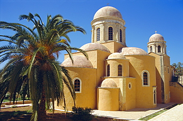Ayia Triadha, Akrotiri, Crete, Greece, Europe