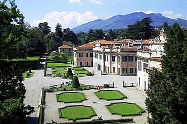 Palazzo Estense, Varese, Lombardy, Italy, Europe