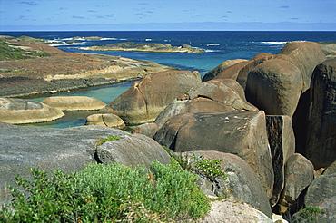 Elephant Rocks near Denmark, Western Australia, Australia, Pacific
