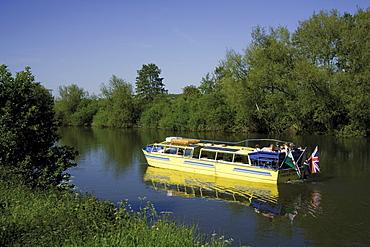Symonds Yat, Valley of the River Wye, Herefordshire, England, United Kingdom, Europe