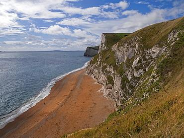 Jurassic Coast, UNESCO World Heritage Site, Dorset, England, United Kingdom, Europe