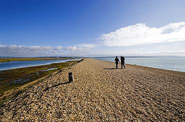 Hurst Spit, Keyhaven, Hampshire, England, United Kingdom, Europe