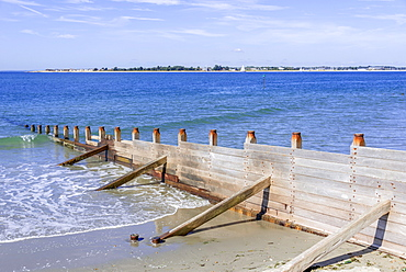 West Wittering Beach, West Sussex, England, United Kingdom, Europe
