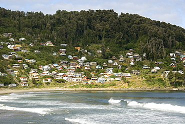 Maicolpue, Osorno, Pacific coast of Lakes District, southern Chile, South America