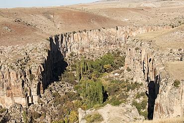 Ihlara Canyon, western Cappadocia, Anatolia, Turkey, Asia Minor, Eurasia
