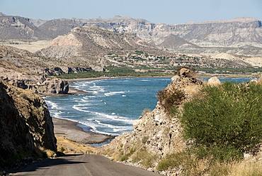 East coast of Baja California, Sea of Cortez, north of La Paz, Mexico, North America