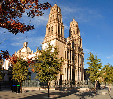 Metropolitan Cathedral, Chihuahua, Mexico, North America