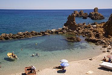Mourtias beach, Pelion, Thessaly, Greece, Europe