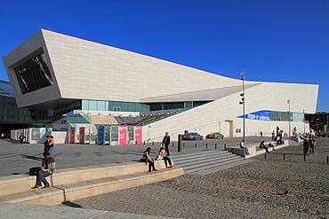 Museum of Liverpool, Pierhead, Liverpool, Merseyside, England, United Kingdom, Europe