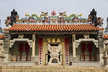 Pak Tai temple, Cheung Chau island, Hong Kong, China, Asia