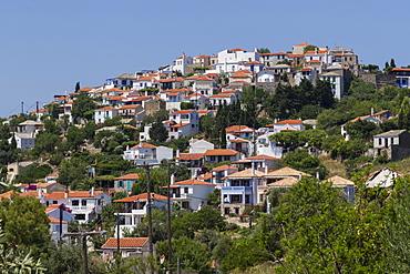 Hora, Alonnisos, Sporades, Greek Islands, Greece, Europe