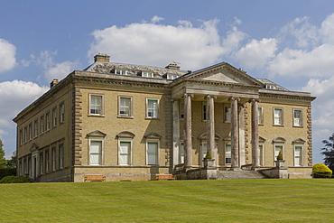 Broadlands, home of Mountbatten family, Romsey, Hampshire, England, United Kingdom, europe