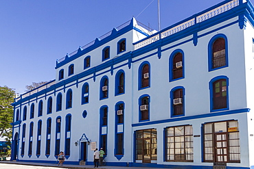 Historic building of 1867 revolution, where Perucho Figueredo composed Cuban National Anthem, Bayamo, Cuba, West Indies, Caribbean, Central America