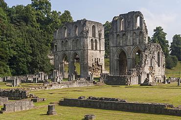 Roche Abbey, South Yorkshire, Yorkshire, England, United Kingdom, Europe