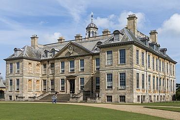 Belton House, Grantham, Lincolnshire, England, United Kingdom, Europe
