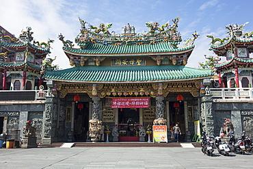 Tianhou temple, Anping, Tainan, Taiwan, Asia
